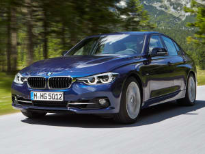 BMW 3 SERIES 320i xDrive M Sport 4dr Step Auto [Tech/Plus Pack]