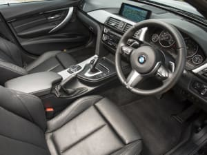 BMW 3 SERIES 320d MHT xDrive Sport 4dr Step Auto