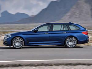 BMW 5 SERIES 520d MHT M Sport 5dr Auto [Tech Pack]