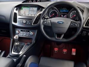Ford FOCUS 2.0 TDCi 185 ST-3 Navigation 5dr