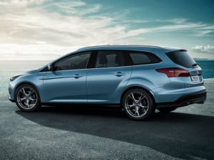 Ford FOCUS 1.5 TDCi 120 ST-Line X 5dr Powershift