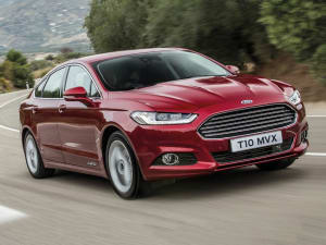 Ford MONDEO 2.0 TDCi Zetec Edition 5dr AWD