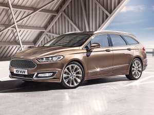 Ford MONDEO VIGNALE 2.0 EcoBlue 190 [Lux] 5dr Powershift AWD