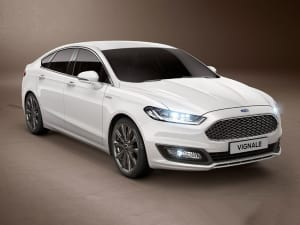 Ford MONDEO VIGNALE 2.0 TDCi 180 5dr Powershift