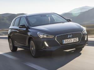 Hyundai I30 1.6 CRDi [115] SE Nav 5dr DCT