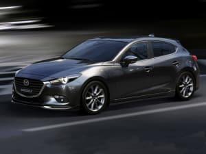 Mazda 3 1.8d SE-L Lux 5dr Auto