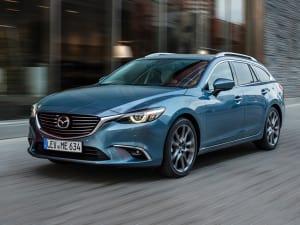 Mazda 6 2.0 Sport Nav+ 5dr [Safety Pack]