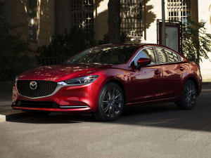 Mazda 6 2.0 SE-L Nav+ 4dr