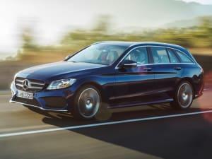 Mercedes Benz C CLASS C220d 4Matic AMG Line Ed Premium + 5dr 9G-Tronic
