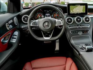 Mercedes Benz C CLASS C220d Sport Premium 5dr 9G-Tronic