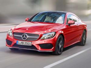 Mercedes Benz C CLASS C43 4Matic Premium 2dr 9G-Tronic