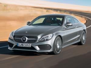 Mercedes Benz C CLASS C220d AMG Line 2dr 9G-Tronic