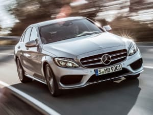 Mercedes Benz C CLASS C63 S Premium Plus 4dr 9G-Tronic