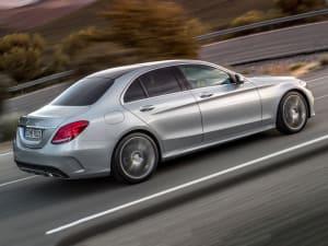 Mercedes Benz C CLASS C200 4Matic AMG Line Edn Premium 4dr 9G-Tronic