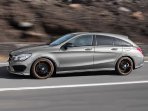 Mercedes Benz CLA CLASS CLA 250 WhiteArt 4Matic AMG 5dr Tip Auto [Comand]