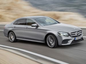 Mercedes Benz E CLASS E300d AMG Line Edition 4dr 9G-Tronic