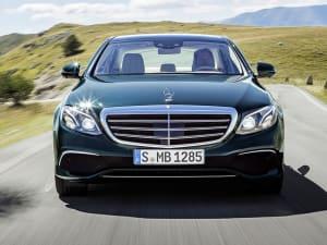 Mercedes Benz E CLASS E350d AMG Line Edition 4dr 9G-Tronic