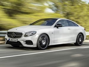 Mercedes Benz E CLASS E300de AMG Line 4dr 9G-Tronic
