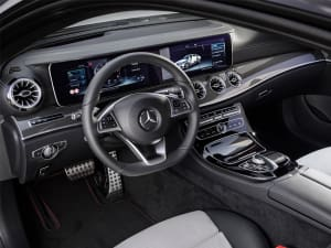 Mercedes Benz E CLASS E400d 4Matic AMG Line Premium 2dr 9G-Tronic