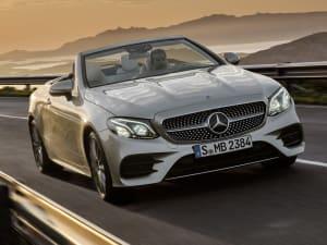 Mercedes Benz E CLASS E300 AMG Line 2dr 9G-Tronic