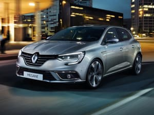 Renault MEGANE 1.5 dCi 115 Iconic 5dr
