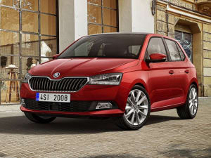Skoda FABIA 1.0 MPI 75 Colour Edition 5dr