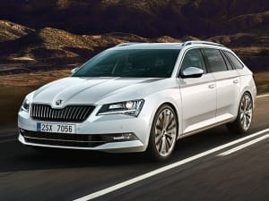 Skoda SUPERB 2.0 TSI 280 SE L Executive 4X4 5dr DSG