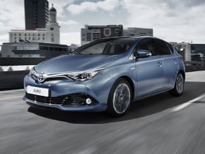 Toyota AURIS 1.8 Hybrid Design TSS 5dr CVT [Nav/Leather]