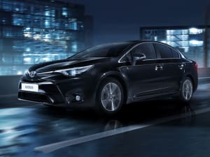 Toyota AVENSIS 1.6D Business Edition 4dr