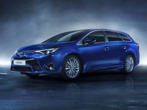 Toyota AVENSIS 1.8 Business Edition Plus 5dr CVT Auto
