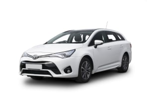 Toyota AVENSIS 1.8 Business Edition 5dr