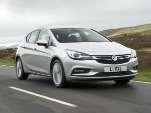 Vauxhall ASTRA 1.2 Turbo Elite Nav 5dr