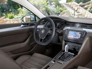 Volkswagen PASSAT 1.6 TDI Bluemotion 4dr