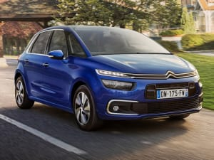 Citroen C4 PICASSO 1.6 BlueHDi Touch Edition 5dr