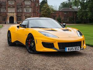 Lotus EVORA 3.5 V6 400 2dr
