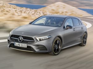 Mercedes Benz A Class A180 Amg Line Premium 5dr Leasing Deals