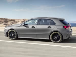 Mercedes Benz A CLASS A180 SE Executive 5dr