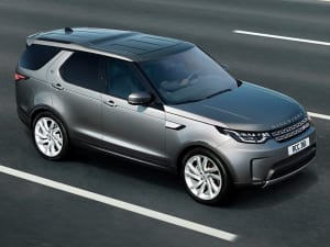 Land Rover DISCOVERY 3.0 TD6 S Commercial Auto