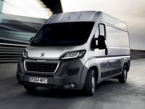 Peugeot BOXER 2.2 BlueHDi H2 Grip Van 140ps