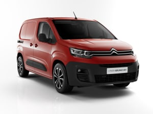 Citroen BERLINGO 1.5 BlueHDi 1000Kg Driver 130ps [6Speed] [S/S]