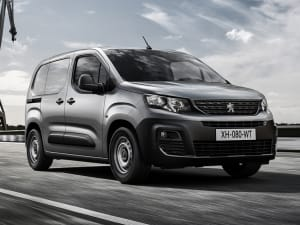 Peugeot PARTNER 1000 1.5 BlueHDi 130 Professional Van EAT8