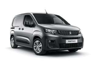 Peugeot PARTNER 1000 1.5 BlueHDi 130 Asphalt Van EAT8