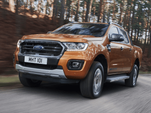 Ford RANGER Pick Up Double Cab Wildtrak 2.0 TDCi 213 Auto