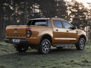 Ford RANGER Pick Up Double Cab Limited 1 2.0 TDCi 170 Auto