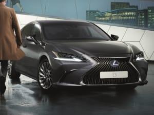 Lexus ES 300h 2.5 4dr CVT [Premium Pack]