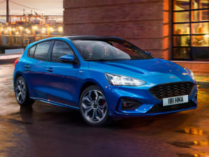 Ford FOCUS 1.0 EcoBoost 125 Style 5dr Auto