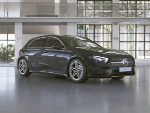 Mercedes Benz A CLASS A180d AMG Line Executive 5dr Auto