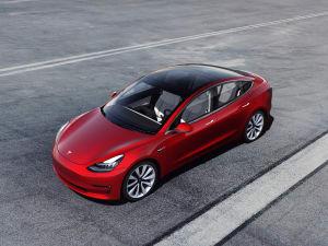 Tesla MODEL 3 Performance AWD 4dr [Performance Upgrade] Auto