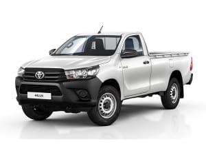 Toyota HILUX Icon D/Cab Pick Up 2.4 D-4D Auto TSS