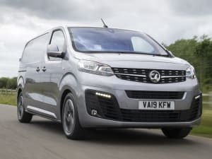 Vauxhall VIVARO 3100 2.0d 120PS Elite H1 Van